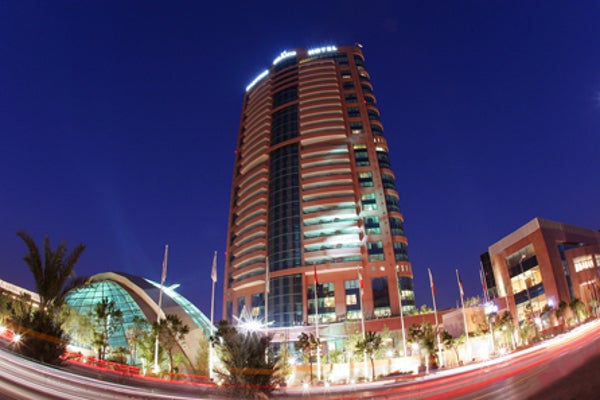 Hilton Worldwide Launches Energy Saving Drive At South