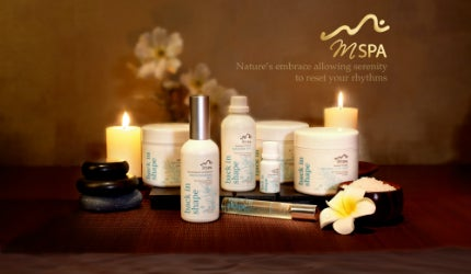 M Spa International Collection