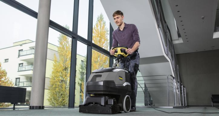 Karcher BRC 40/22 C deep carpet cleaning machine