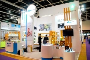 Ming Fai Group Booth - Your Total Solution!