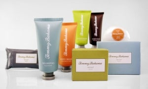 Tommy Bahama amenities