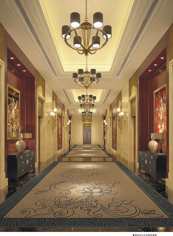 Wyndham Grand Xi'an South Corridor